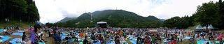 Fuji Rock Festival '10 Green Stage