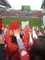 埼玉スタジアム2002 ヤマザキナビスコカップ予選リーグ 清水エスパルス戦