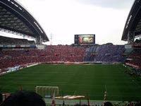 埼玉スタジアム2002 横浜マリノス戦