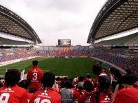 埼玉スタジアム2002 大宮アルディージャ戦