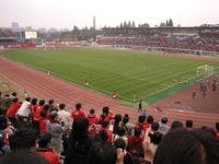 駒場スタジアム 天皇杯4回戦 愛媛FC戦