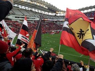 Jリーグ第5節 カシマサッカースタジアム アウェー 鹿島アントラーズ戦