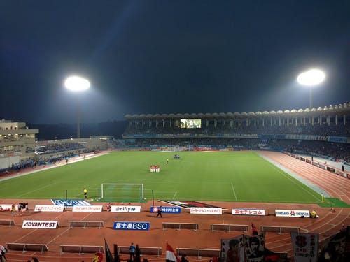 Jリーグ第16節 等々力陸上競技場 アウェー 川崎フロンターレ戦
