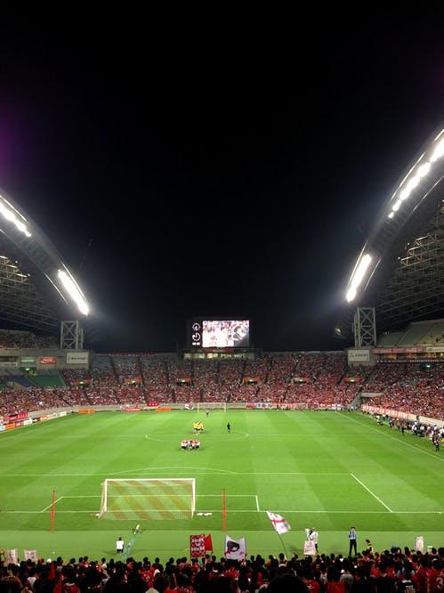 埼玉スタジアム2002 さいたまシティカップ2013 アーセナルFC戦