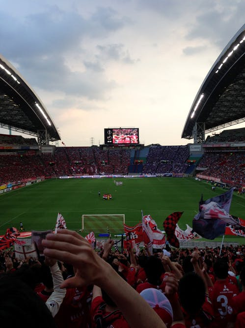 Jリーグ第19節 埼玉スタジアム2002 サンフレッチェ広島戦