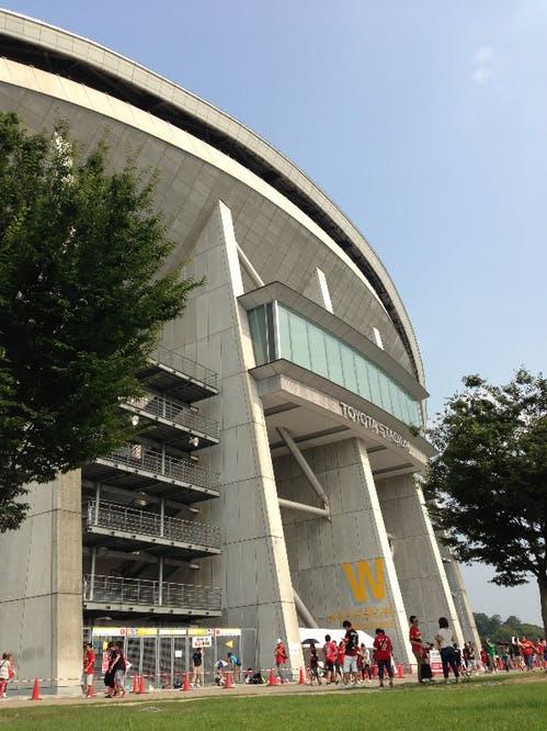 Jリーグ第20節 豊田スタジアム アウェー 名古屋グランパス戦