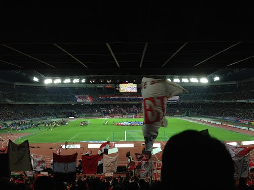 Jリーグ第23節 日産スタジアム アウェー 横浜F・マリノス戦