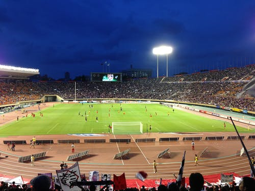 Jリーグ第25節 国立競技場 アウェー FC東京戦