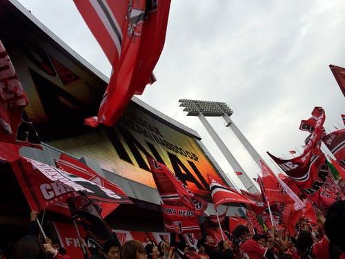 2013 Jリーグヤマザキナビスコカップ決勝 国立競技場 柏レイソル戦