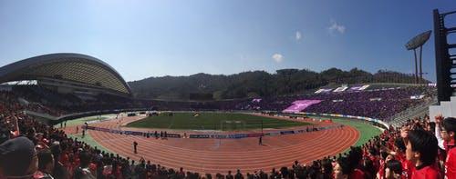 2014 Jリーグ第3節 エディオンスタジアム広島 アウェー サンフレッチェ広島戦
