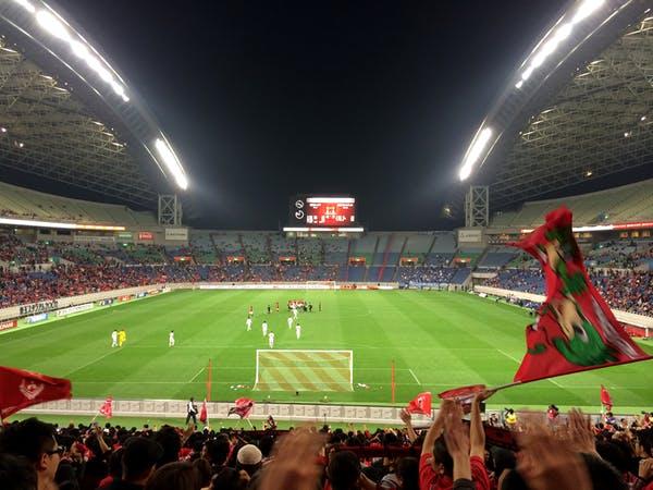 2014 ヤマザキナビスコカップ 予選リーグ第3戦 埼玉スタジアム2002 徳島ヴォルティス戦