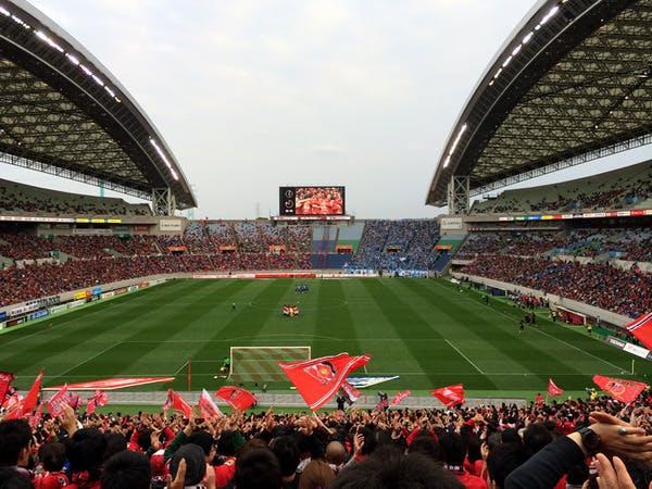 2014 Jリーグ第8節 埼玉スタジアム2002 川崎フロンターレ戦
