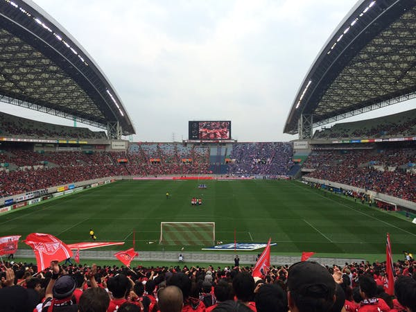 2014 Jリーグ第10節 埼玉スタジアム2002 横浜F・マリノス戦