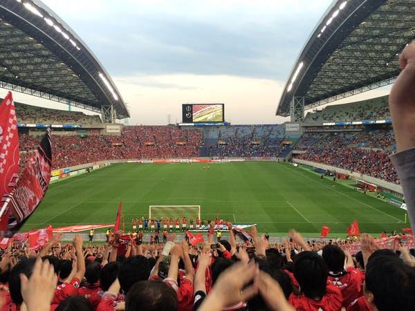 2014 Jリーグ第11節 埼玉スタジアム2002 FC東京戦