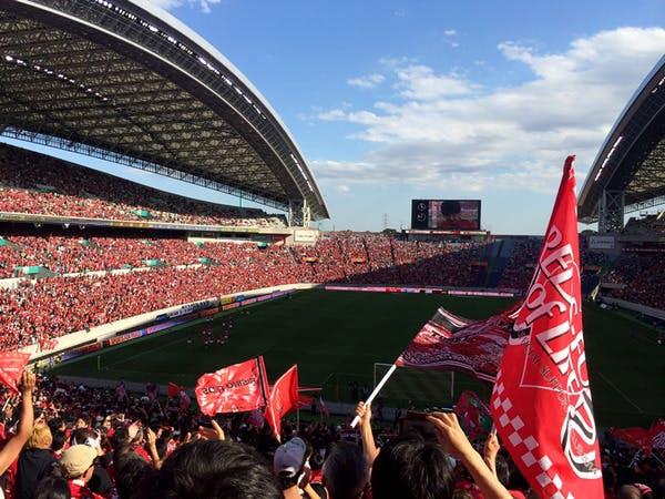 2014 Jリーグ第14節 埼玉スタジアム2002 セレッソ大阪戦