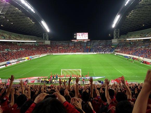 2014 Jリーグ第20節 埼玉スタジアム2002 サンフレッチェ広島戦