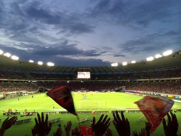 2014 Jリーグ第21節 味の素スタジアム アウェー FC東京戦