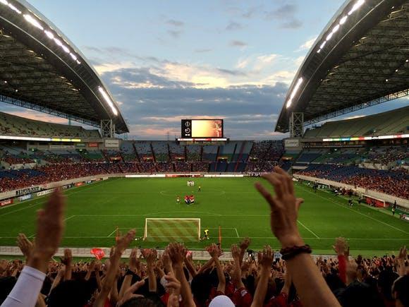 2014 ヤマザキナビスコカップ準々決勝第2戦 埼玉スタジアム2002 サンフレッチェ広島戦