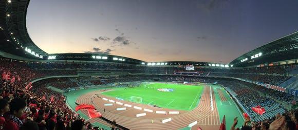 2014 Jリーグ第31節 日産スタジアム アウェー 横浜F・マリノス戦