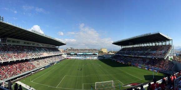 2014 Jリーグ第33節 ベストアメニティスタジアム アウェー サガン鳥栖戦