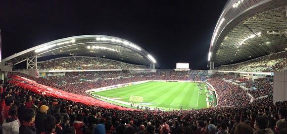 2014 Jリーグ第34節 埼玉スタジアム 2002 名古屋グランパス戦(2014年最終節)