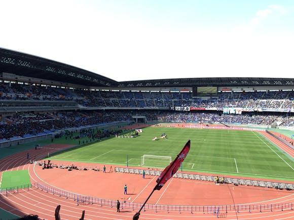 FUJI XEROX SUPER CUP 2015 日産スタジアム ガンバ大阪戦