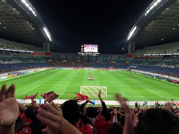 ACL 2015 グループG 第2節 埼玉スタジアム2002 ブリスベン・ロアー戦
