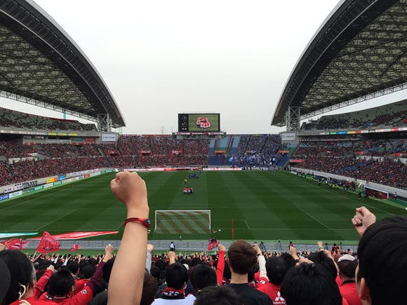 2015 Jリーグ 1stステージ 第2節 埼玉スタジアム2002 モンテディオ山形戦