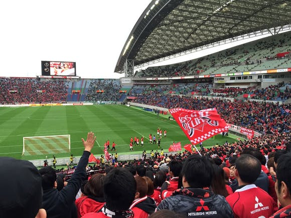 2015 Jリーグ 1stステージ 第4節 埼玉スタジアム2002 松本山雅FC戦