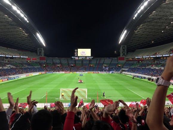 ACL 2015 グループG 第5節 埼玉スタジアム2002 水原三星ブルーウィングス戦