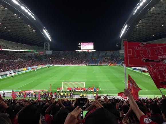 2015 Jリーグ 1stステージ 第7節 埼玉スタジアム2002 名古屋グランパス戦