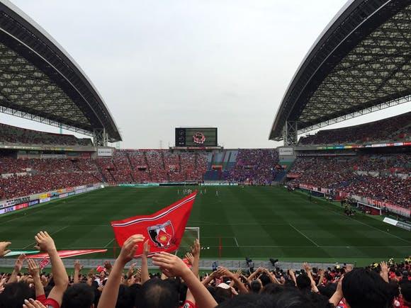 2015 Jリーグ 1stステージ 第12節 埼玉スタジアム2002 FC東京戦