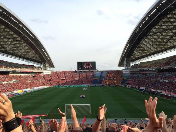 2015 Jリーグ 1stステージ 第15節 埼玉スタジアム2002 清水エスパルス戦
