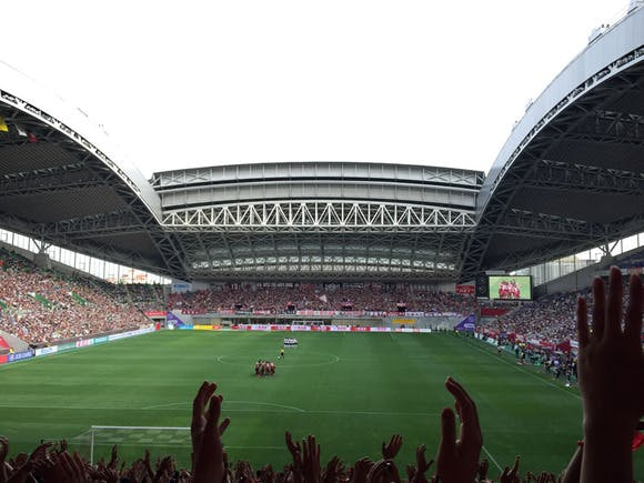 2015 Jリーグ 1stステージ 第16節 ノエビアスタジアム神戸 ヴィッセル神戸戦