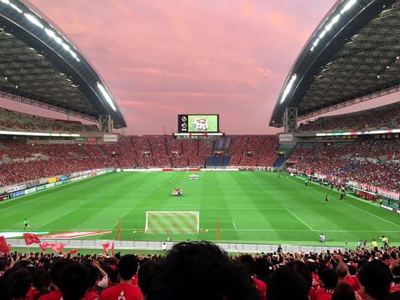 2015 Jリーグ 1stステージ 第17節 埼玉スタジアム2002 アルビレックス新潟戦