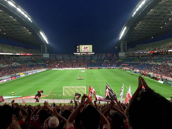 2015 Jリーグ 2ndステージ 第5節 埼玉スタジアム2002 ヴァンフォーレ甲府戦