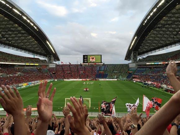 2015 Jリーグ 2ndステージ 第7節 埼玉スタジアム2002 湘南ベルマーレ戦