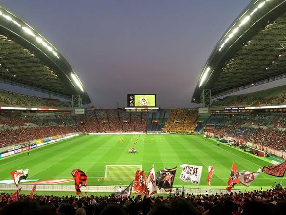 2015 Jリーグ 2ndステージ 第8節 埼玉スタジアム2002 ベガルタ仙台戦