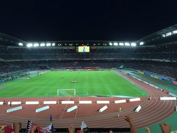2015 Jリーグ 2ndステージ 第9節 日産スタジアム アウェー 横浜F・マリノス戦