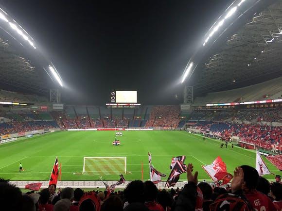 2015 ヤマザキナビスコカップ 準々決勝 第2戦 埼玉スタジアム2002 アルビレックス新潟戦