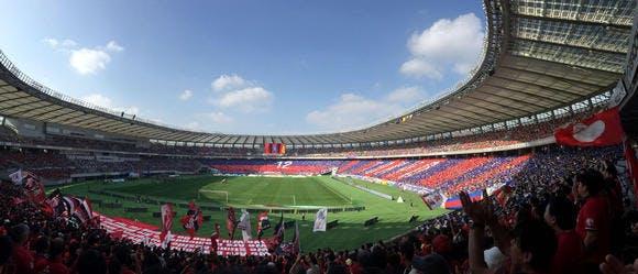 2015 Jリーグ 2ndステージ 第15節 味の素スタジアム アウェー FC東京戦