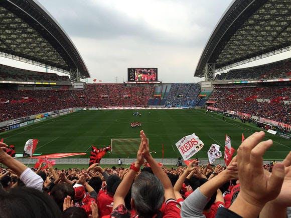 2015 Jリーグ 2ndステージ 第16節 埼玉スタジアム2002 川崎フロンターレ戦