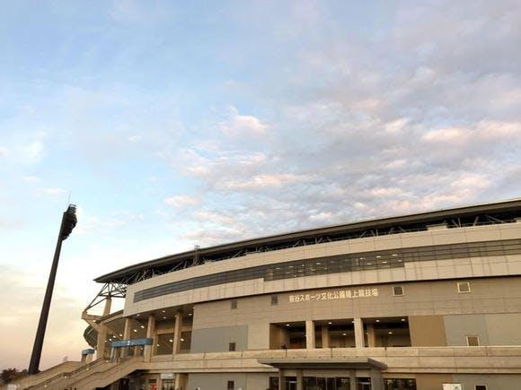 熊谷スポーツ文化公園陸上競技場 第95回天皇杯4回戦 FC町田ゼルビア戦