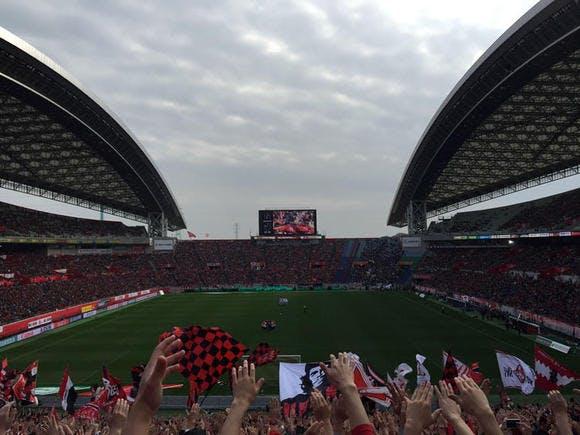 2015 Jリーグ 2ndステージ 第17節 埼玉スタジアム2002 ヴィッセル神戸戦(2ndステージ最終節)
