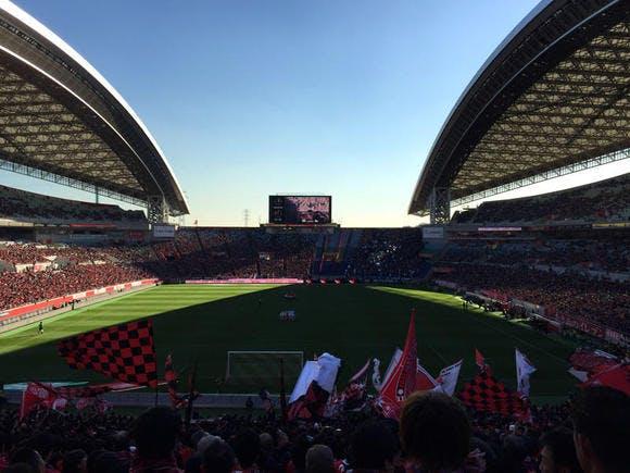 2015 Jリーグ チャンピオンシップ準決勝 埼玉スタジアム2002 vsガンバ大阪
