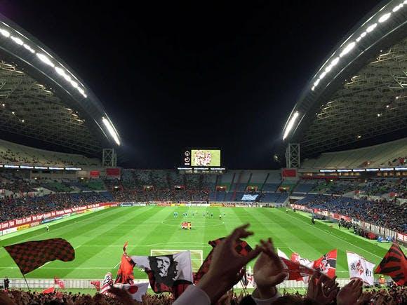 ACL 2016 グループステージ 第1節 埼玉スタジアム2002 シドニーFC戦