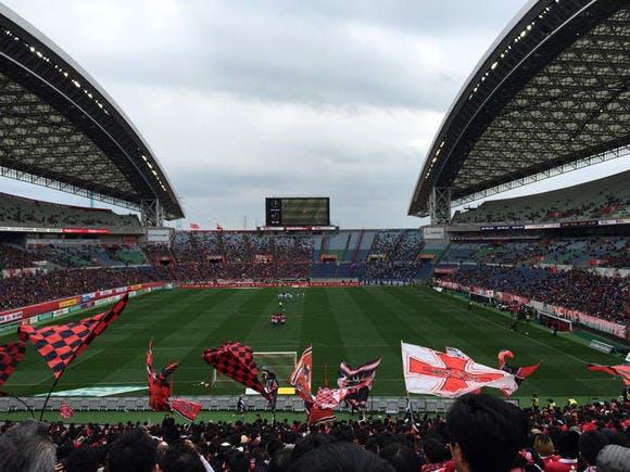 2016 Jリーグ 1stステージ 第3節 埼玉スタジアム2002 アビスパ福岡戦