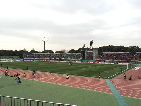 2016 Jリーグ 1stステージ 第4節 Shonan BMW スタジアム平塚 湘南ベルマーレ戦