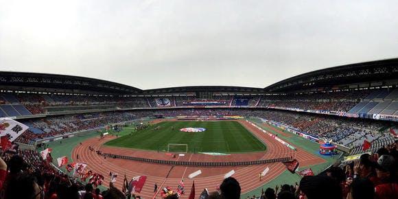 2016 Jリーグ 1stステージ 第6節 日産スタジアム アウェー 横浜F・マリノス戦