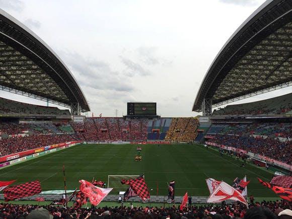 2016 Jリーグ 1stステージ 第7節 埼玉スタジアム2002 ベガルタ仙台戦